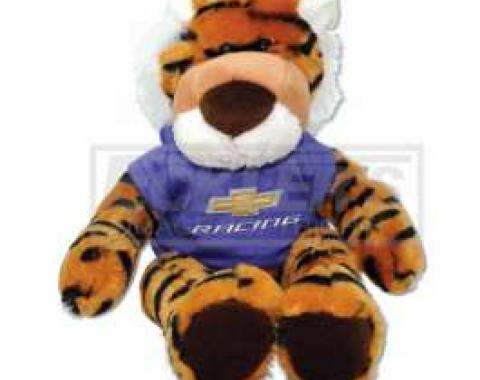 Chevy Themed Plush Stuffed Tommy The Tiger