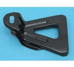 Chevy Fender Extension To Bumper Support Bracket, Left, Front, 1955