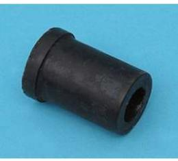 Chevy Shackle Bushing, Rear, Upper, 1956-1957