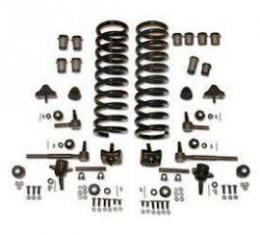 Chevy Front End Rebuild Kit, With Non-Power Steering, 1955-1957