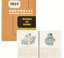 1957 Engineering Features Book