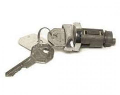 Chevy Ignition Switch Lock Cylinder, 1955-1957