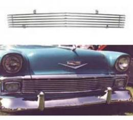 Chevy Tubular Front Grille, Custom, 1956