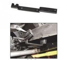 Chevy Emergency Brake Idler Lever, Offset, Non-Convertible,1955-1957