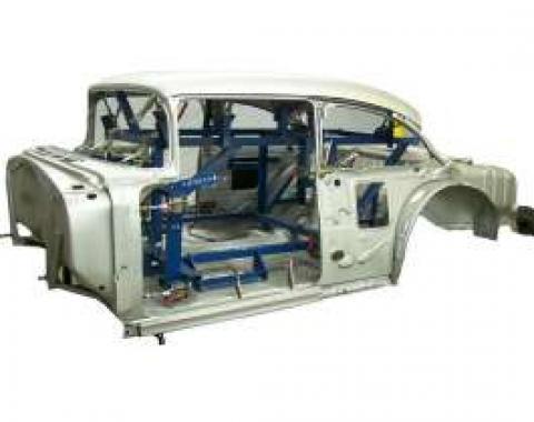 Chevy Body Skeleton Assembly, 2-Door Sedan, 1955