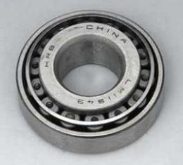 Chevy Outer Wheel Bearing, With Race, Front, For Tapered Roller Bearing Hub Conversions, 1955-1957