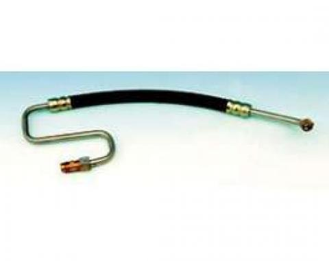 Chevy Power Steering O-Ring Pressure Hose, 605 & Delphi, Small Block, 1955-1957