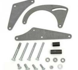 Chevy Low Profile Alternator Bracket, Big Block, 1955-1957