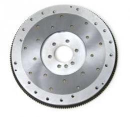 Chevy Flywheel, Manual Transmission, For Internally Balanced Engines, Steel, 1955-1957