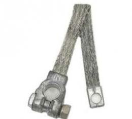 Chevy Battery Cable, Negative, Small Block Or 6-Cylinder, 1955-1956