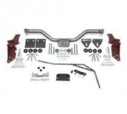 Chevy Turbo Hydra-Matic 700R4 Automatic Transmission Conversion Kit, Non-Convertible, 1955-1957