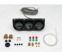 Chevy Gauge Panel, 2, AutoMeter