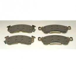 Chevy Brake Pads, Front Disc, 1955-1957