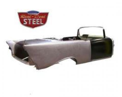 Chevy Doors, Trunk, Installed On Skeleton, Convertible, 1957