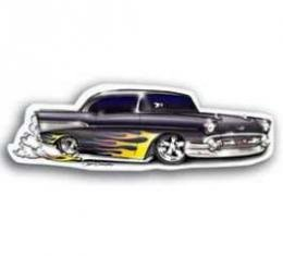 Chevy Metal Sign, Boulevard Cruiser, 1957