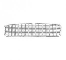 Chevy Grille, Chrome, 1955