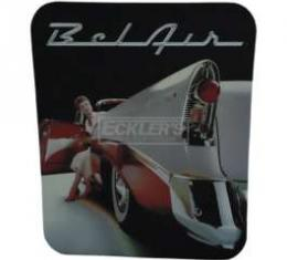 Chevrolet Mouse Pad, Bel Air, 1956