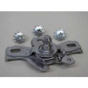 Chevy Door Release Mechanism, Right, Inner, Used, 1955-1957