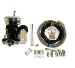 Chevy Brake Booster, Hydroboost, 1955-1957