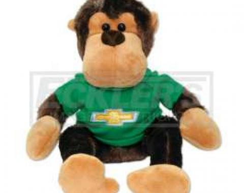 Chevy Themed Plush Stuffed Lucy The Monkey