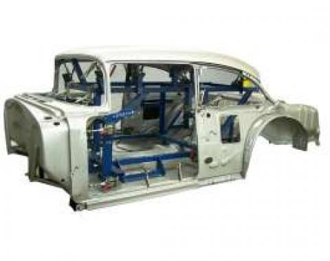 Chevy Body Skeleton Assembly, 2-Door Sedan, 1956