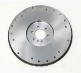 Chevy Flywheel, Manual Transmission, Internally Balanced, Steel, Use On 1986-Up Engines, 1955-1957