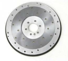 Chevy Flywheel, Manual Transmission, For Internally Balanced Engines, Aluminum, 1955-1957