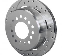 Wilwood Brakes SRP Drilled Performance Rotor & Hat 160-11374
