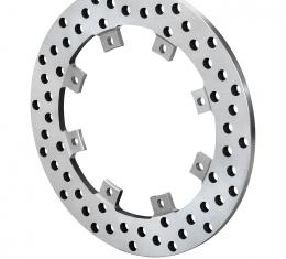 Wilwood Brakes Super Alloy Drilled Rotor 160-12483
