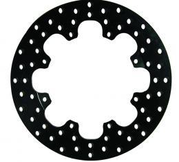 Wilwood Brakes Drilled Steel Rotor 160-0495