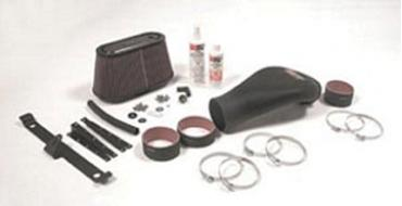 Corvette Air Induction System, K&N, 2001-2004