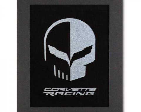 Corvette Racing Jake Framed Panel