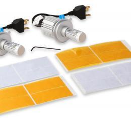 Bright Earth H4 LED Bulb H4BEL