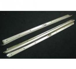 Chevy Sill Plates, Sedan & Wagon, 2-Door, 1949-1952