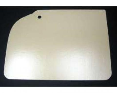 Chevy Door Panel Boards, Rear, 1949-1952
