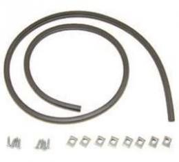 Chevy Seal Kit, Hood To Cowl, Includes Clips, 1954
