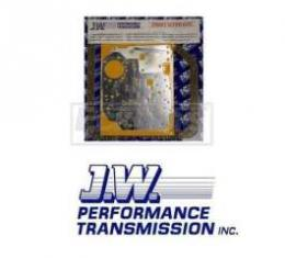 Early Chevy TH350 Conversion Street Action Transmission Shift Improver Kit By JW Performance, 1949-1954
