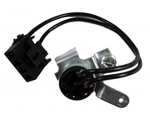 Corvette Neutral Safety/Clutch Interlock Switch, 1987-1996
