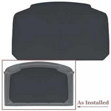 Corvette Solar Visor Roof Panel Sun Shade, 1984-1996