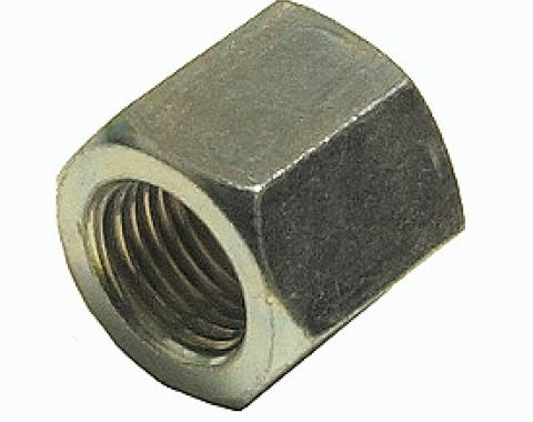Corvette Rear Shock Absorber Retaining Nut, Lower, 1963-1982
