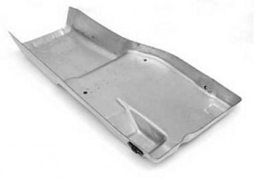 Corvette Floor Pan, Left, Late 1975-1982