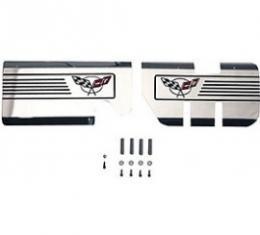 """Corvette """"Show Time"""" Fuel Rail Covers, 1997-1998"""