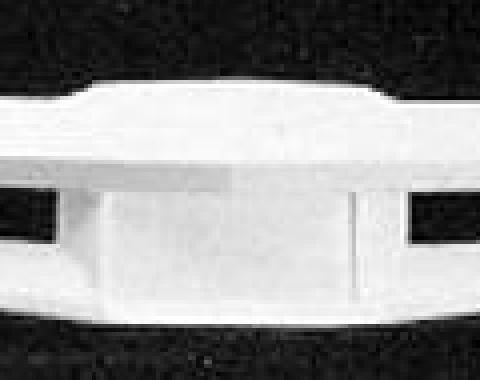 """Corvette Front Bumper, ACI Fiberglass, """"80 Style with 75-79 Grilles"""", TruFlex, 1975-1979"""