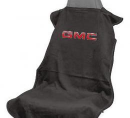 Seat Armour GMC Seat Towel, Black with Logo SA100GMCB