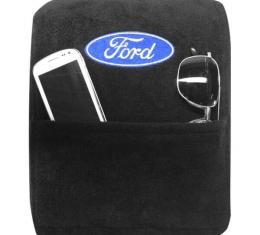 Seat Armour Ford F-150 2011-2016, Jump Seats Only,  Konsole Cover™ with Pocket, Black, KAF150JS11-16