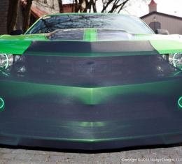 NoviStretch™ 5th Gen Camaro Front Bumper Mask FBM550C