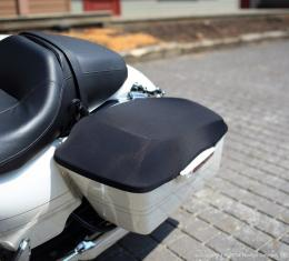 NoviStretch™ Harley-Davidson Hard Bag Lid Covers LC100HD
