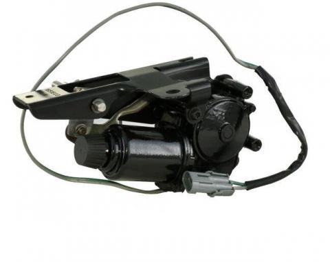 Corvette Headlight Motor, Rebuilt, Left, 1988-1990