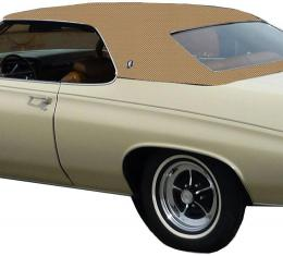 Kee Auto Top CD1018TO15SP Convertible Top - Buckskin, Vinyl, OE Replacement, Direct Fit