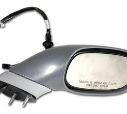 Corvette Outside Mirror, Remote Control/Heated with Memory Package, Right, 1997-2004